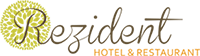 HOTEL REZIDENT Logo